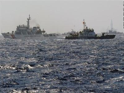 Tàu cá Trung Quốc tạo cớ vu khống tàu Kiểm ngư Việt Nam?