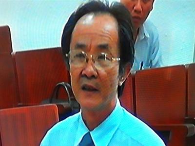Vị luật sư tham dự 2 phiên đại án kinh tế