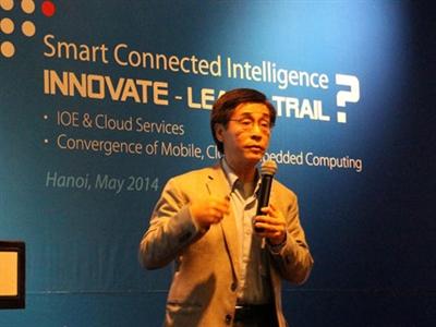 Chiến lược gia công nghệ hàng đầu của Freescale đến Việt Nam