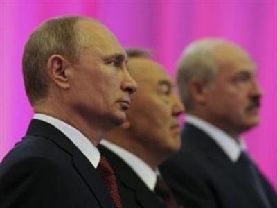 Nga lập liên minh kinh tế Âu - Á