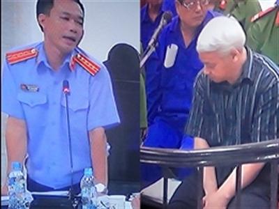 [Trực tiếp]: Luật sư bác quan điểm của Viện Kiểm sát về vụ bầu Kiên