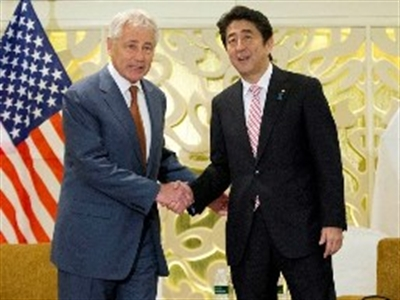 Nhật tham vấn Mỹ về việc có quyền bảo vệ đồng minh hay không