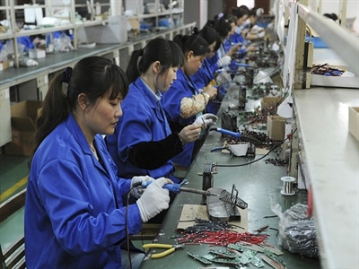 Chỉ số quản lý sức mua của Trung Quốc tăng lên mức cao nhất trong 5 tháng