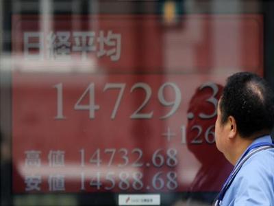Chứng khoán Nhật Bản lên cao nhất 2 tháng sau số liệu PMI Trung Quốc