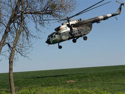 Tìm thấy 7 thi thể trong vụ rơi trực thăng ở Nga