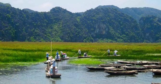 Tập đoàn Hoàng Phát Vissai lên kế hoạch đầu tư resort cao cấp tại Ninh Bình