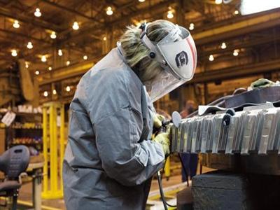 Đơn đặt hàng ngành sản xuất của Mỹ tăng 3 tháng liên tiếp
