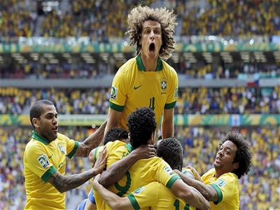 Brazil đăng quang mùa World Cup 2014?