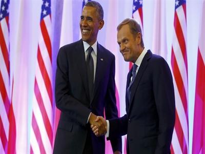 Mỹ chi 1 tỉ USD triển khai binh lực ở Đông Âu