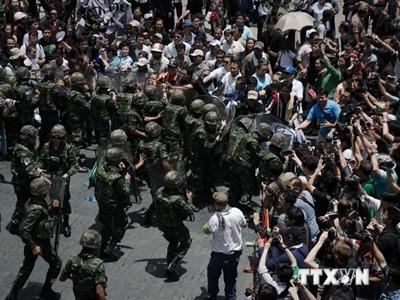 Chính quyền quân sự Thái Lan công bố kế hoạch hòa giải