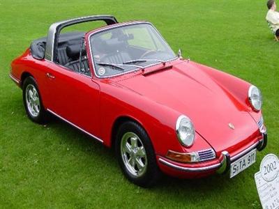 10 mẫu xe nổi bật của Porsche