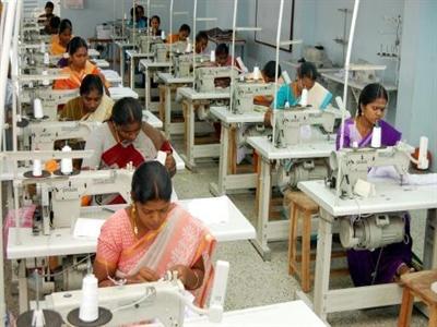 Ấn Độ vươn lên vị trí thứ hai thế giới về xuất khẩu hàng dệt may