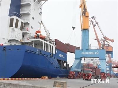 Hải Phòng gấp rút giải quyết hàng tồn đọng qua các cảng