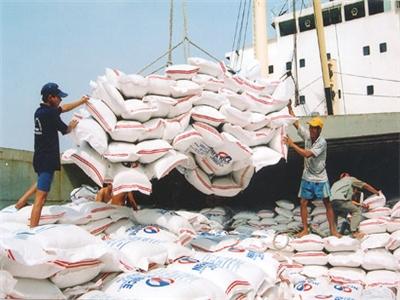 Xuất khẩu gạo của Việt Nam sang Trung Quốc đang tăng