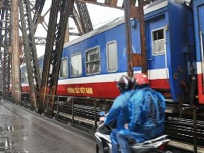 Nghiên cứu xây thêm tuyến đường sắt trục Bắc - Nam