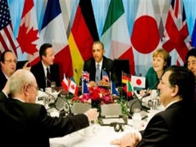 G7 ra tuyên bố chung về biển Đông
