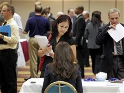 Mỹ: Số đơn xin trợ cấp thất nghiệp trung bình xuống thấp nhất 7 năm