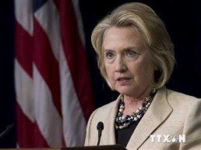 Cựu ngoại trưởng Hillary Clinton hé lộ nhiều bí mật trong hồi ký mới