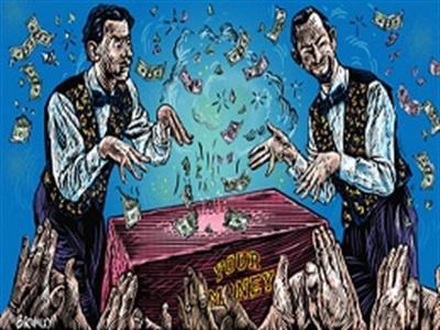 Nghịch lý thành hiện thực: Khách gửi tiền phải trả lãi