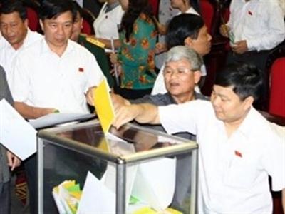 Đề nghị lấy phiếu tín nhiệm cả lãnh đạo tập đoàn nhà nước