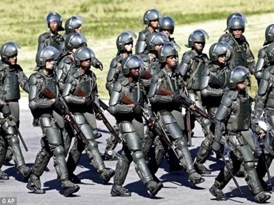 Mặt tối của cảnh sát Brazil