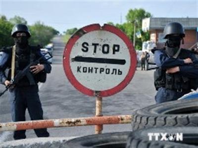 Ukraine có dấu hiệu mất kiểm soát các phần biên giới với Nga