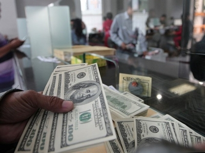 Dự trữ ngoại tệ tháng 5 của Indonesia tăng lên 107 tỷ USD