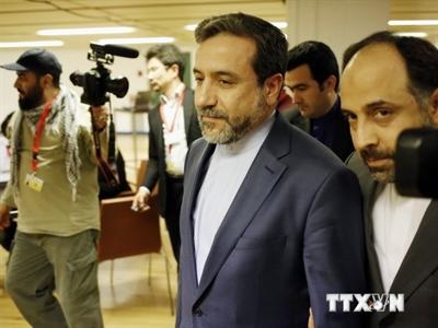 Iran sẽ đàm phán riêng với Pháp, Nga, Đức về hạt nhân