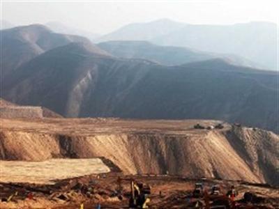Trung Quốc san phẳng 700 ngọn núi để xây đô thị