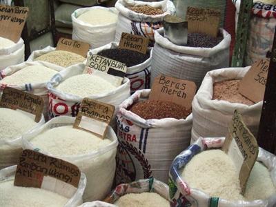 Nhập khẩu gạo của Indonesia tăng gấp đôi trong năm 2014