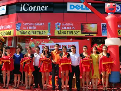 FPT Retail cán mốc 120 cửa hàng trên toàn quốc