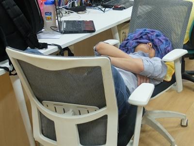 FPT IS cấm ngủ trong văn phòng vì mục tiêu toàn cầu hóa
