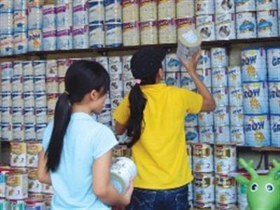 Bộ Tài chính tiếp tục mạnh tay hơn với giá sữa
