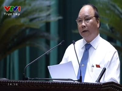 Phó Thủ tướng Nguyễn Xuân Phúc: Việt Nam không phụ thuộc về kinh tế bất cứ nước nào