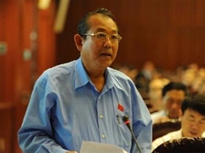 Chánh án Trương Hòa Bình trả lời về đại án Nguyễn Đức Kiên