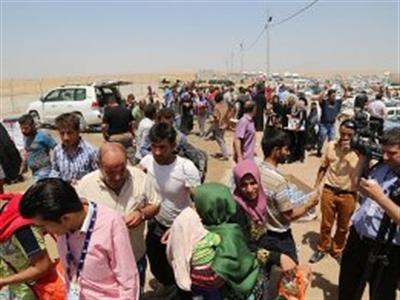 Iraq rúng động sau vụ phiến quân chiếm thành phố lớn nhất