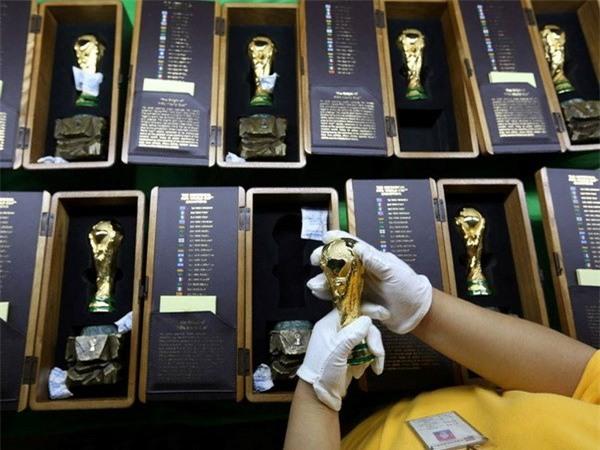 World Cup 2014 mang lại lợi nhuận lớn cho Trung Quốc
