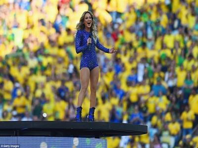 Sắc màu vũ hội khai mạc World Cup 2014