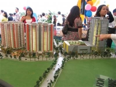 Giao dịch bất động sản Hà Nội tăng đột biến