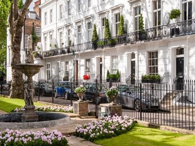 Giá nhà giảm tại khu vực đắt đỏ nhất London