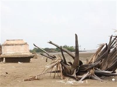Biển lấn đất liền ngày càng dữ dội