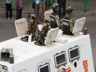 Lại tấn công bằng dao ở Tân Cương