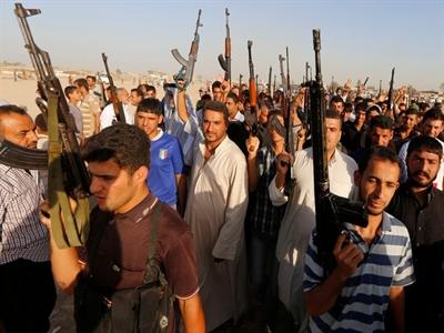 Tàn sát đẫm máu tại Iraq