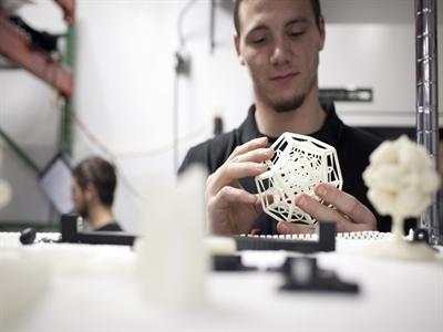 Máy in 3D: Cơ hội mới cho doanh nghiệp nhỏ