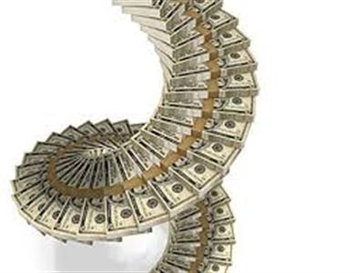 Tiền thế giới in ra chảy đi đâu?