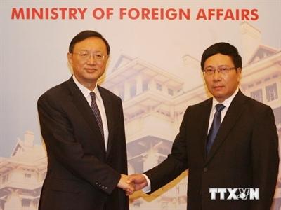 Yêu cầu Trung Quốc tiếp tục đàm phán giải quyết tình hình Biển Đông