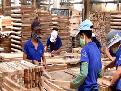 Xuất khẩu gỗ hướng mốc 4,9 tỷ USD