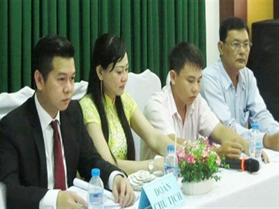 Con trai bà Diệu Hiền làm Chủ tịch Quỹ tín dụng Hậu Giang