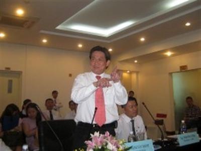 Ông Đặng Văn Thành tái xuất
