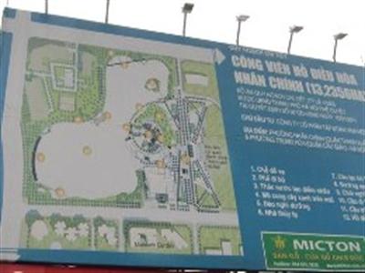Hà Nội duyệt điều chỉnh Quy hoạch Công viên hồ điều hòa Nhân Chính